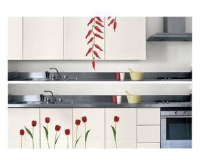 Stickers per cucina decorare con adesivi murali dalani for Stickers dalani