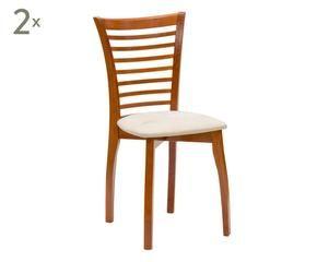 Sedie in legno: giocare con i contrasti - Dalani e ora Westwing