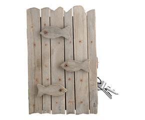 Armadietto portachiavi una casa sempre in ordine dalani e ora westwing - Portachiavi da parete ...