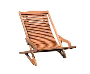 Sdraio in legno per i pomeriggi al sole dalani e ora for Sdraio in legno ikea