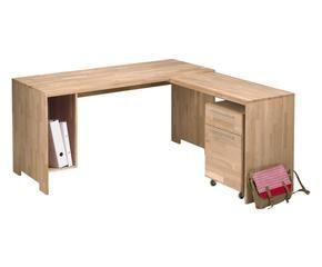 Scrivania Ufficio Sospesa : Scrivania angolare design modulare in casa dalani e ora westwing