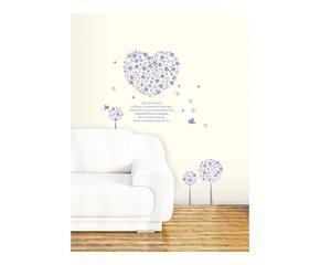 Poesie romantiche stampe e adesivi su parete westwing for Dalani adesivi parete