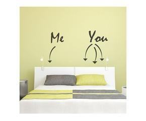 Stickers per camera da letto dettagli giocosi dalani e ora westwing - Wall stickers camera da letto ...