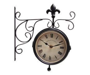 Orologi da parete vintage stile retr per la casa - Orologi per casa ...