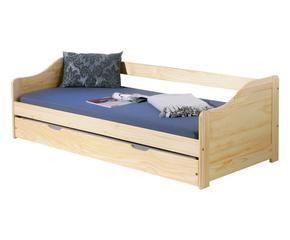 DALANI | Letto singolo con letto estraibile: due in uno