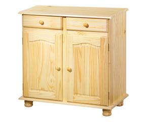 Mobili in legno naturale la semplicit in casa dalani e ora westwing - Mobili legno naturale ...