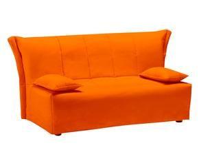 Divano arancione relax e buonumore dalani e ora westwing for Divano letto 2 posti economico