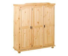 DALANI | Armadio in pino: il calore del legno per la tua casa