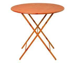 dalani | tavoli da giardino pieghevoli: per vivere l'outdoor - Tavolo Da Giardino Pieghevole In Ferro
