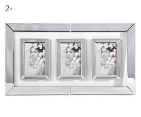 Cornici multiple ricordi da appendere alla parete for Set cornici da parete