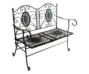 Divani in ferro battuto: mobili da giardino trés chic - Dalani e ora ...