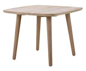 DALANI | Tavolo da pranzo quadrato: cucina di design