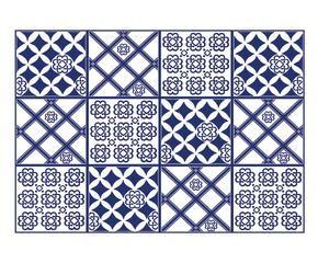 Piastrelle adesive stickers colorati per la casa dalani for Piastrelle adesive
