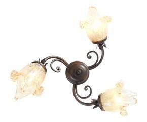 Plafoniere Gialla : Plafoniere classiche lampade in vetro per la casa dalani e ora
