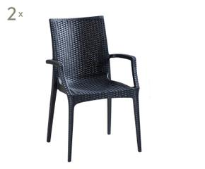 Sedie in legno con braccioli comfort e stile dalani e for Sedie svedesi design