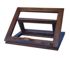 Leggio in legno per una rilassante lettura dalani e ora westwing - Leggio da tavolo per studiare ...
