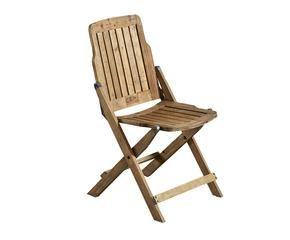 Sedie pieghevoli in legno stile e funzionalit dalani e for Sedie svedesi design
