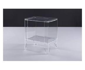 Comodini in vetro: l\'eleganza della trasparenza - Dalani e ora Westwing