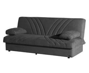 Divano letto a una piazza e mezza comfort con stile for Divano letto 1 piazza e mezzo