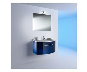 Mobile bagno tondo curve in casa dalani e ora westwing - Mobile bagno lilla ...