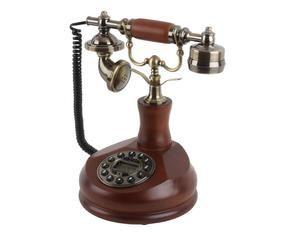 Telefono vintage icona cult dalani e ora westwing for Ventagli spagnoli in legno
