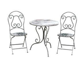 dalani   sedie da giardino in ferro: arredo outdoor di classe - Sedie Soggiorno Dalani 2