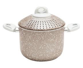 Scolapasta in acciaio must have in cucina dalani e ora westwing - Coprilavello cucina acciaio ...