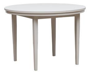 tavolo allungabile in legno enea max 110x150 cm tavolo rotondo