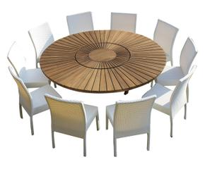 Tavolo rotondo moderno design contemporaneo dalani e - Tavolo rotondo moderno ...