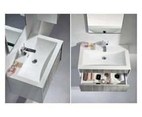 Mobile bagno grigio 50 sfumature di stile dalani e ora for Dalani bagno