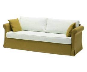 Divano letto estraibile soluzione salvaspazio dalani e for Piccolo divano letto