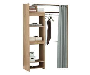 Strutture per cabina armadio: guardaroba chic | DALANI