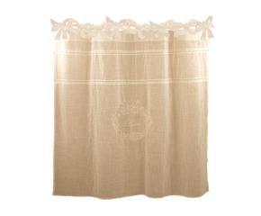 Great tenda in tessuto con laccetti love x cm with tenda for Bastone per velux