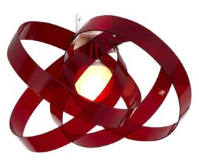 Lampadari Plafoniere Rosse : Plafoniere colorate: lampade con brio dalani e ora westwing