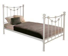 Letti singoli comfort in camera da letto dalani e ora - Struttura letto singolo ...