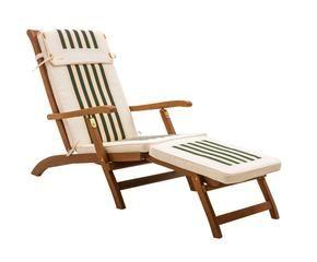 Sedia A Sdraio Tessuto : Cuscini per sdraio soffici ed eleganti dalani e ora westwing