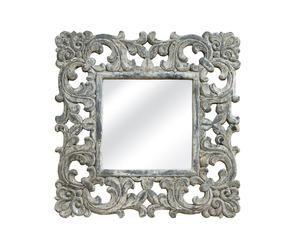 Specchio da parete moderno una casa di luce dalani e for Specchio da terra ferro battuto