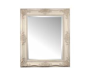 Specchio con cornice bianca: eleganza ricercata - Dalani e ora Westwing