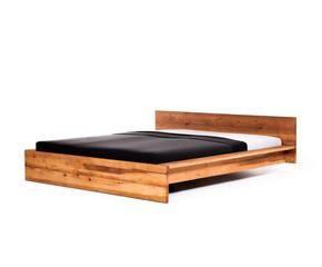 WESTWING | Letti in legno: eleganza calda e naturale