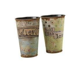 Vasi alti da esterno per un outdoor elegante dalani e ora westwing - Vasi in ceramica da esterno ...