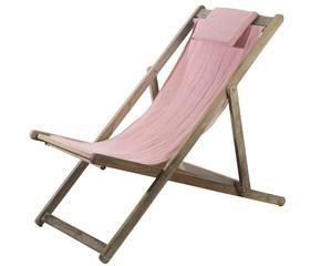 Sedia A Sdraio In Legno : Sdraio in legno: per i pomeriggi al sole dalani e ora westwing