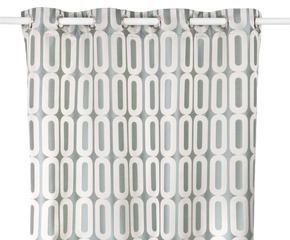 Straal met zilveren gordijnen luxe uit in je interieur   Westwing