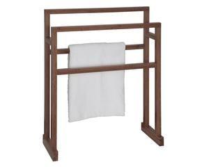 Onmisbaar in de badkamer: een handdoekenrek | Westwing