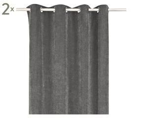 Met grijze gordijnen zit je altijd goed! | Westwing