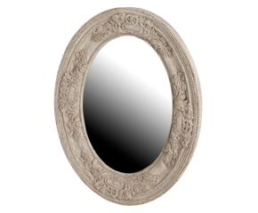 Ovale spiegel trendy opvallend en simpel westwing - Westwing spiegel ...