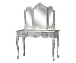 Good good kaptafel beatrice b cm spiegel with goedkope for Goedkope barok spiegel