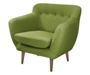 Vind je groene fauteuil hier met korting tot 70 westwing for Groene stoel