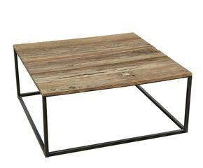 Vierkante salontafel vind m hier met fikse korting westwing