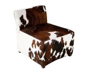 Vind hier jouw bonte stoel koeienhuid m t korting westwing for Keukenstoelen met wieltjes