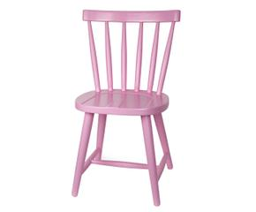 Perfect stoel ymay stoel ronja roze h cm with barok for Barok eetstoelen